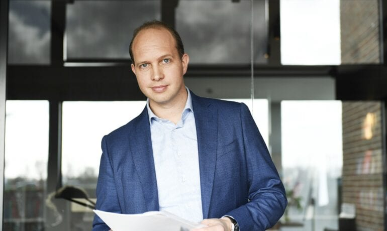 Arthur Hedeman gastdocent Hogeschool Utrecht