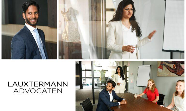 Twee nieuwe collega's gestart bij Lauxtermann Advocaten!